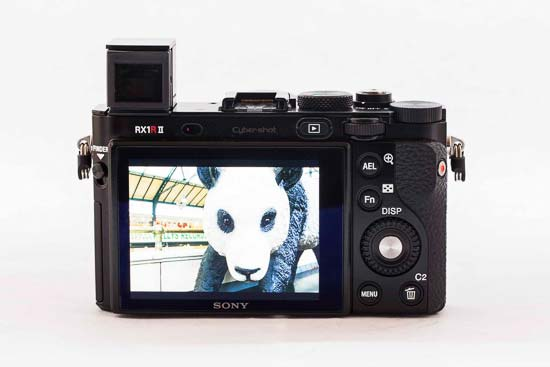 Sony Cyber-shot DSC-RX1R II