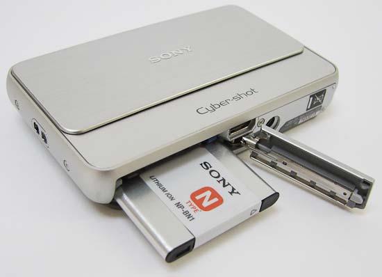 Sony CyberShot DSC-T99