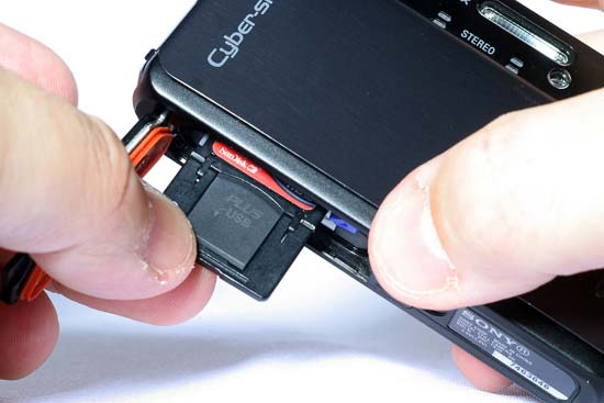 Sony CyberShot DSC-TX20