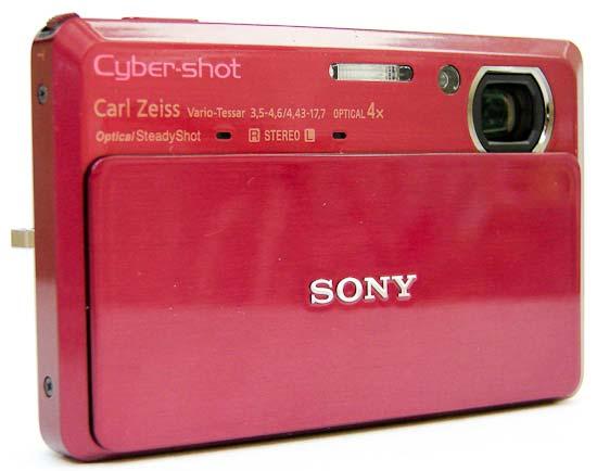 Sony CyberShot DSC-TX7