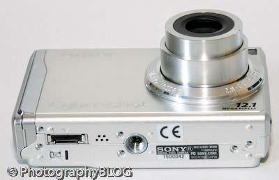 Sony Cyber-shot DSC-W200