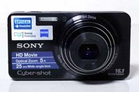 Sony CyberShot DSC-W570