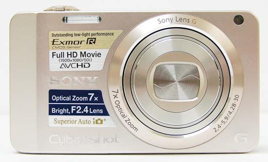 Sony CyberShot DSC-WX10