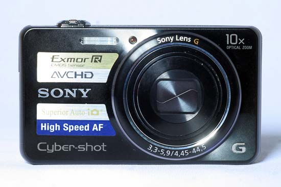 Sony CyberShot DSC-WX100