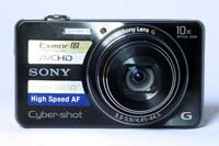 Sony Cyber-shot DSC-WX100