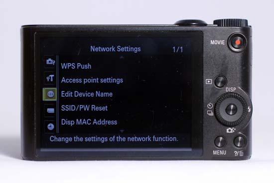 Sony CyberShot DSC-WX300