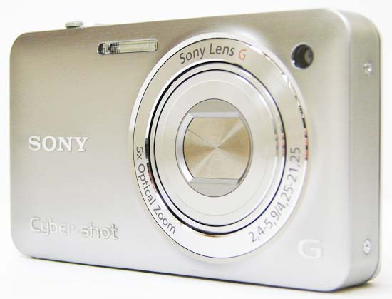 Sony CyberShot DSC-WX5