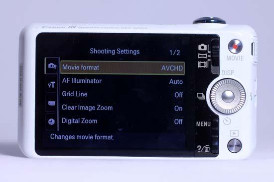 Sony CyberShot DSC-WX60