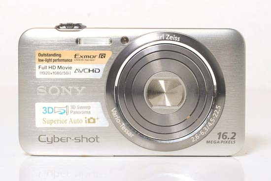 Sony CyberShot DSC-WX7