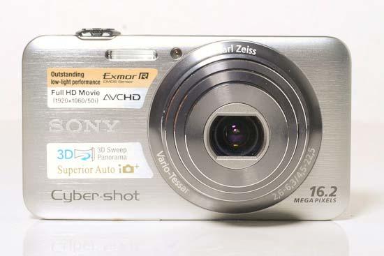 Sony CyberShot DSC-WX7