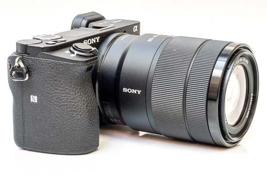 Sony E 18-135mm f/3.5-5.6 OSS