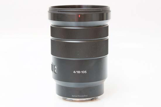 Sony E PZ 18-105mm f/4G OSS