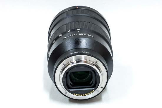 Sony FE 24-105 f/4 G OSS