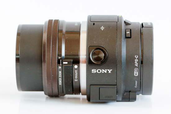 Sony ICLE-QX1