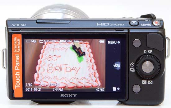Sony NEX-5N