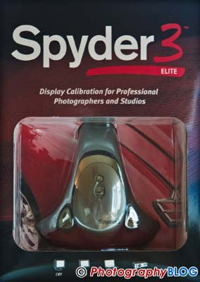 Spyder3Elite