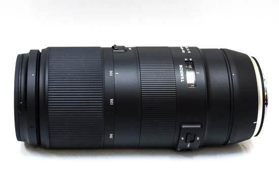 Tamron 100-400mm F/4.5-6.3 Di VC USD