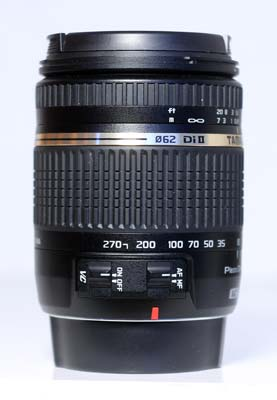 Tamron AF 18-270mm F/3.5-6.3 Di II VC PZD