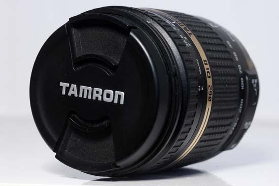 Tamron AF 18-270mm F/3.5-6.3 Di II VC PZD