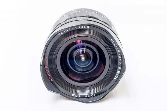 Voigtlander 10mm F5.6 Hyper Wide Heliar