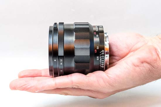 Voigtlander 40mm f1.2 Nokton Aspherical
