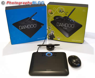 Wacom Bamboo