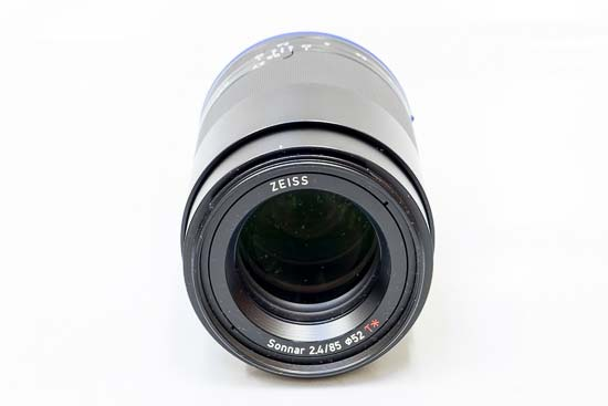 Zeiss Loxia 85mm f/2.4