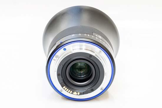 Zeiss Milvus 18mm f/2.8