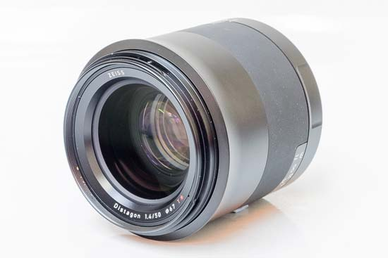 Zeiss Milvus 50mm f/1.4
