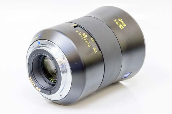 Zeiss Otus 55mm f/1.4 Distagon T*
