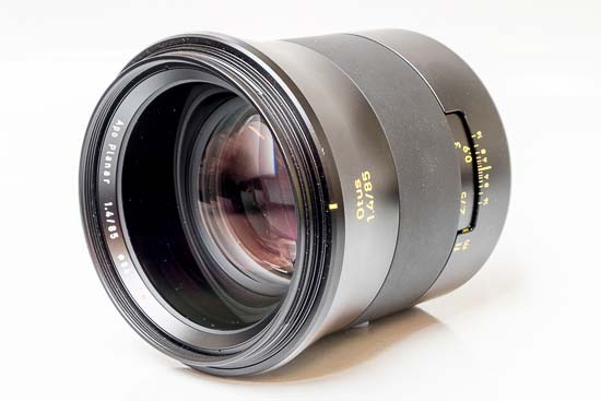 Zeiss Otus 85mm f/1.4 Planar T*