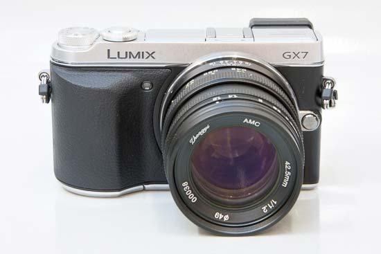 Panasonic Leica DG Nocticron 42.5mm F1.2 ASPH