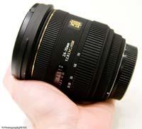 Sigma 24-70mm F2.8 EX DG HSM