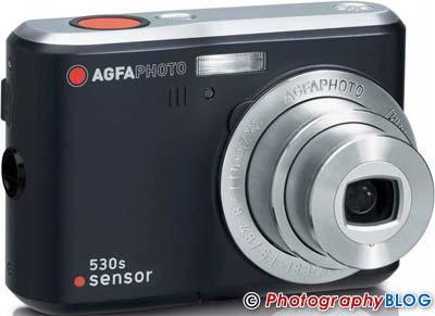 AgfaPhoto sensor 530s