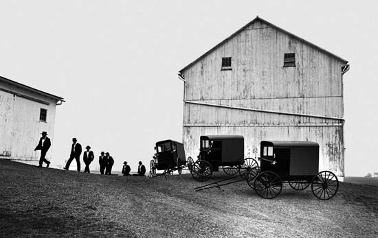How to Take Black and White Landscapes