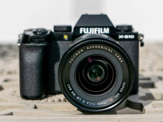 Fujifilm XF 18mm F1.4 First Impressions