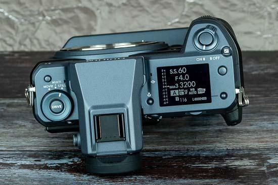 Fujifilm GFX 100S vs GFX 100 - Head to Head Comparison