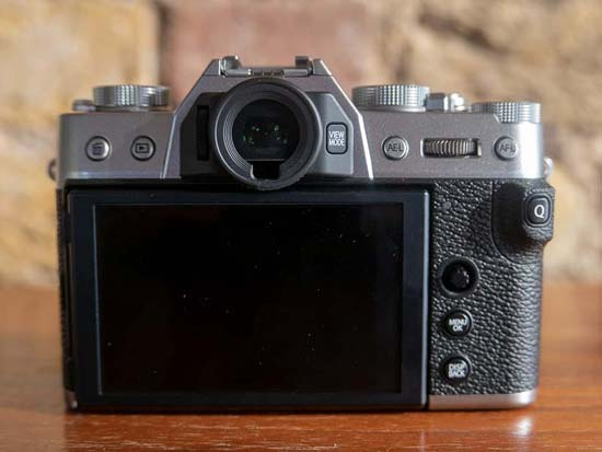Fujifilm X-S10 vs X-T30 - Head to Head Comparison
