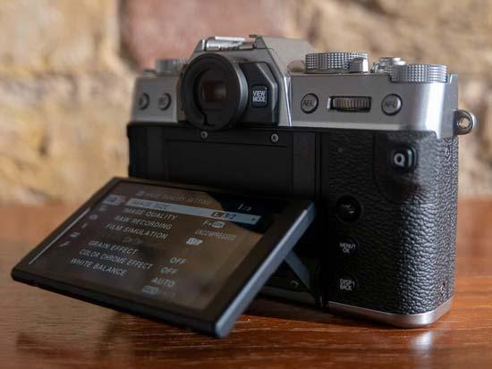 Fujifilm X-S10 vs X-T30 - Head to Head Comparison