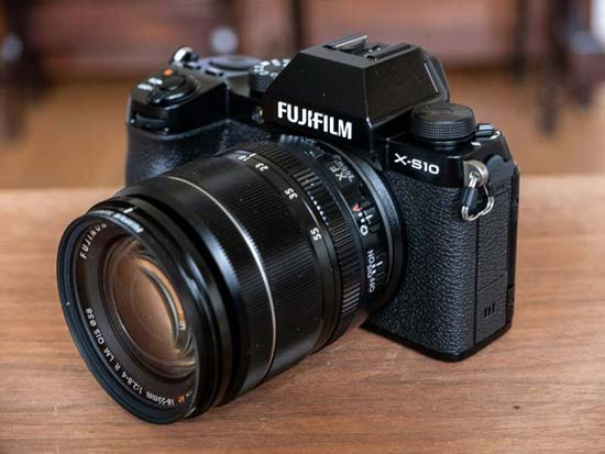 Fujifilm X-S10 vs X-T4 - Head to Head Comparison