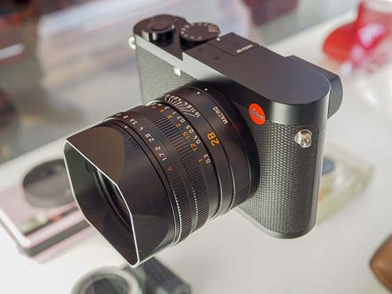 Leica Q2 First Impressions