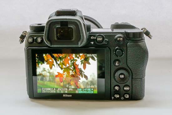 Nikon Z5 vs Z6 - Head to Head Comparison