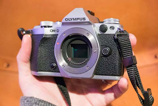 Olympus OM-D E-M5 Mark II Preview