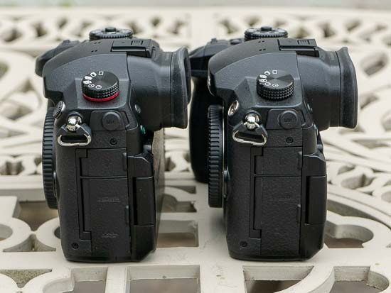 Panasonic GH5M2 vs GH5 - Head-to-head Comparison