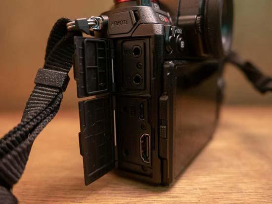 Panasonic S1R First Impressions