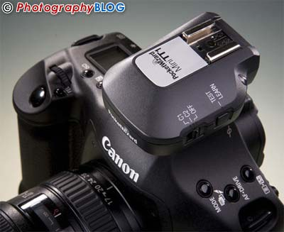 PocketWizard ControlTL Remote Flash