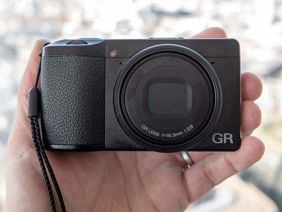 Ricoh GR III First Impressions