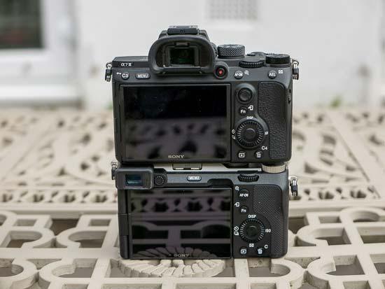 Sony A7C vs A7 III - Head to Head Comparison