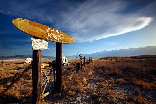 Tom Mackie Re-visits the American West