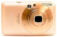 Canon Digital IXUS 100 IS